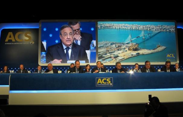 ACS gana 751 millones gracias al negocio internacional y recorta a la mitad su deuda