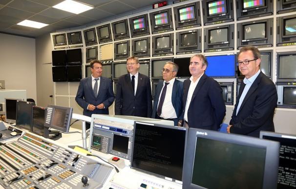 El Gobierno y la Generalitat se reúnen mañana para abordar discrepancias sobre la nueva corporación valenciana de medios