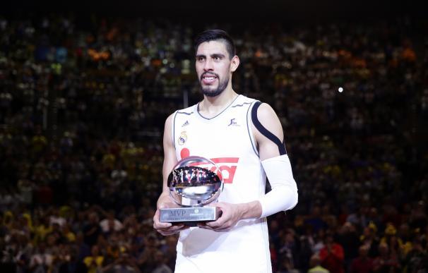 Gustavo Ayón, último MVP mensual antes del 'play-off'
