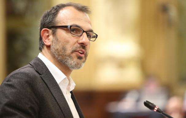 """Barceló acusa al Gobierno de haber """"beneficiado"""" a otras CCAA """"por encima de Baleares"""" en el reparto de fondos Feder"""