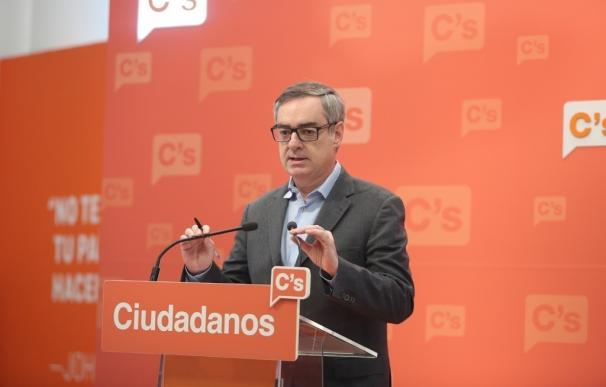 """Ciudadanos avisa al PP que tildar de anticonstitucional la limitación de mandatos sería un """"incumplimiento"""" del pacto"""