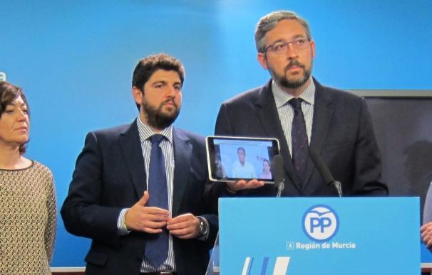 """Martínez anuncia el archivo de una nueva denuncia del PSOE contra un cargo del PP y critica estrategia """"ruin"""" de Tovar"""
