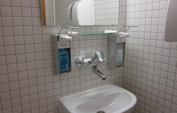 Las bacterias resistentes a múltiples fármacos se encuentran en los lavabos de los hospitales