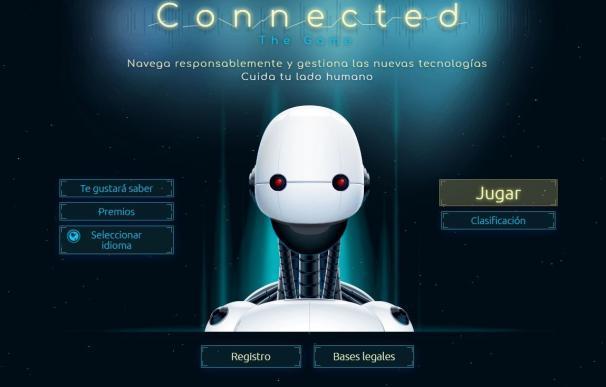 Conectados. el juego, cómo aprender jugando los riesgos de internet