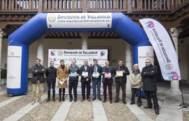 El Circuito 'Las Cinco Leguas Mayte Martínez' de la Diputación de Valladolid arranca el 12 de marzo en Benafarces