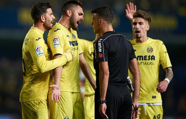 El Villarreal rechaza de forma oficial la entrega de presentes a los árbitros