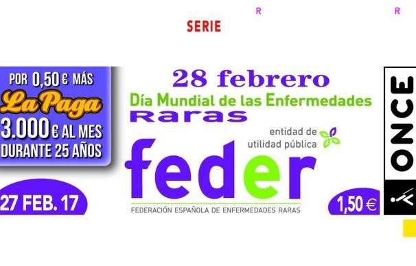 El cupón diario de la ONCE reparte 315.000 euros en Trujillo (Cáceres)