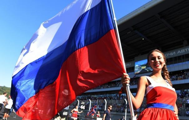 Rusia extiende su contrato con la Fórmula 1 hasta 2025