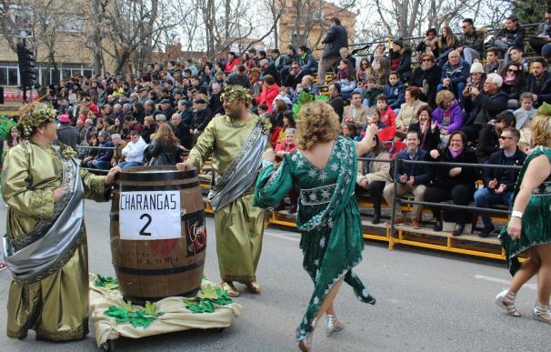 Junta C-LM emite informe favorable previo para la declaración de Interés Turístico Nacional del carnaval de Herencia