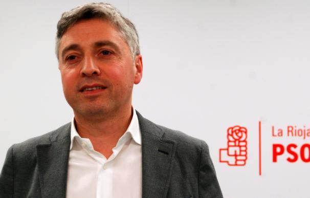 """El PSOE espera que el Gobierno riojano """"tome en serio"""" el informe del Tribunal de Cuentas"""