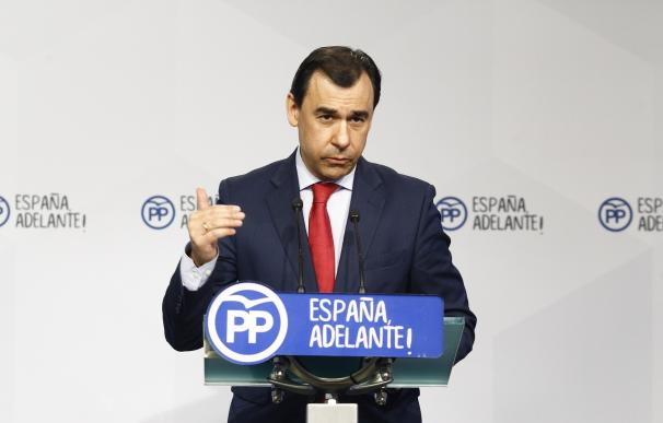 """Maillo (PP) califica como """"legítimos"""" los """"sentimientos independentistas"""" en Cataluña pero rechaza el referéndum"""