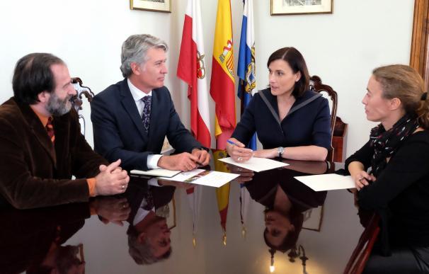 Santander aspira a acoger el Congreso Nacional de Parques y Jardines Públicos en 2019