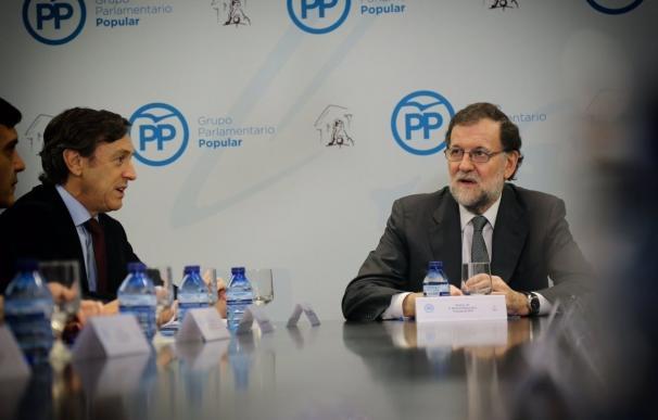 El PP llevará al Pleno del 14 de marzo una reforma del Reglamento del Congreso para regular los 'lobbies'
