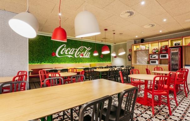 Coca-Cola inaugura sus nuevas oficinas en España, que acogerán por primera vez al embotellador
