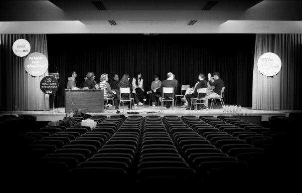 """Teatro, improvisación, """"mucho humor"""" y el actor Paco Mir, llegan a la capital gracias a la Fundación Coca-Cola"""