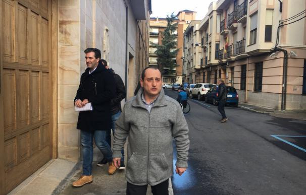 Ex alumnos del Seminario Menor de La Bañeza donde se produjeron abusos a menores se reúnen con el obispo de Astorga