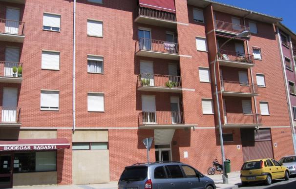 El número de hipotecas sobre viviendas crece en Navarra un 5,9% en 2016