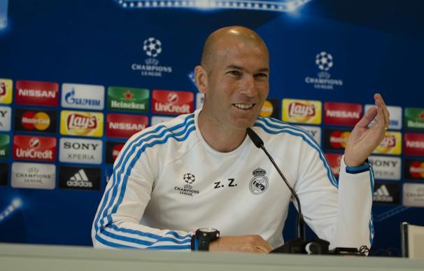 """Zidane: """"Fracasar sería no dar el máximo en la final"""""""