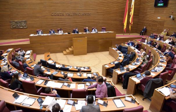 La elección de miembros del CJC y la ley 'trans' marcan el pleno de la próxima semana en las Corts