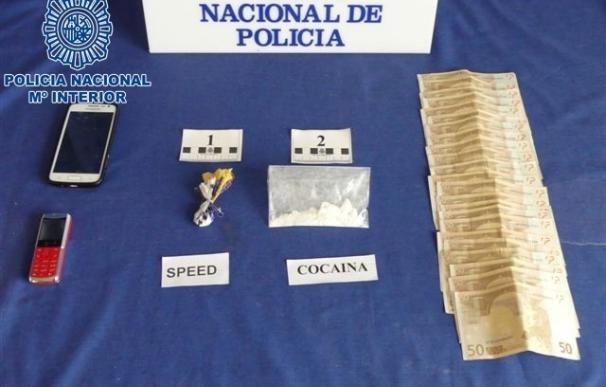 Desactivados cinco puntos de venta de droga en Logroño y detenidas seis personas