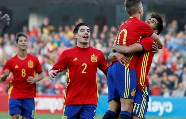 España e Italia se medirán en un amistoso en el Olímpico de Roma el 27 de marzo