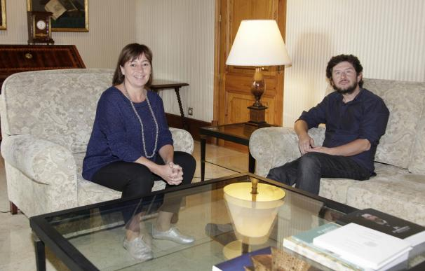 Jarabo pide a Armengol que el Govern se sume a un recurso de inconstitucionalidad de Podemos contra el CETA