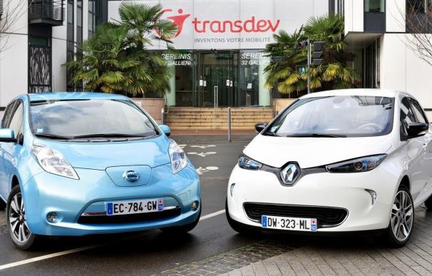Renault-Nissan y Transdev desarrollarán servicios de movilidad para vehículos autónomos