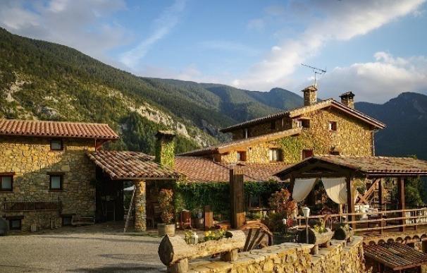 Los viajeros alojados en establecimientos gallegos de turismo rural disminuyeron un 8% en enero