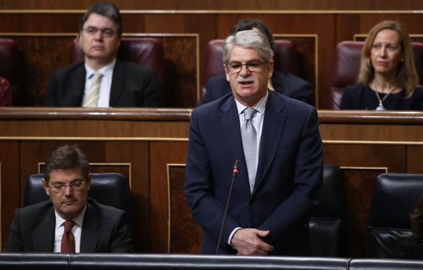 Dastis defiende en Ginebra la candidatura de España al Consejo de Derechos Humanos