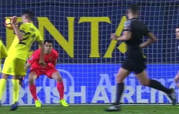 ¡El Comité Técnico de Árbitros dice que fue penalti de Bruno por la velocidad del balón!