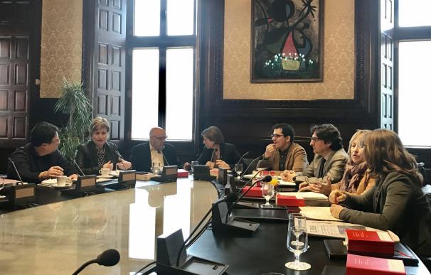 El Parlament crea la comisión del 'caso Vidal' y lleva al pleno la de la 'Operación Cataluña'