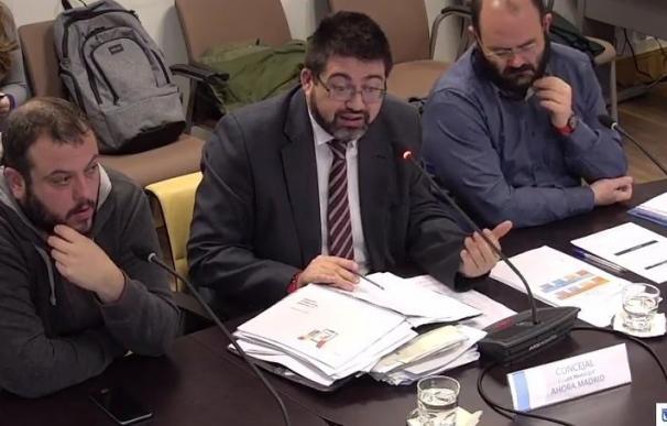 """Sánchez Mato avanza una ejecución presupuestaria del 93% y datos """"espectaculares"""" en la liquidación de 2016"""