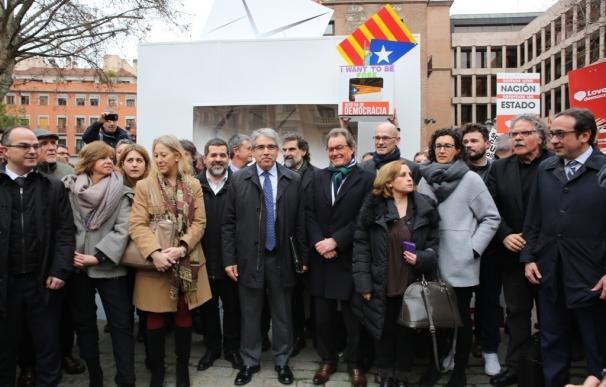 Artur Mas comparece hoy como testigo en el juicio a Homs por el 9N
