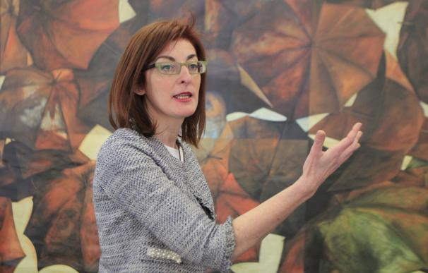 La eurodiputada Maite Pagazaurtundua será la número dos en la lista de UPyD al Congreso por Madrid