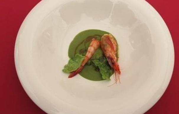 El chef Antonio Villaescusa gana el 6º Concurso Internacional de Cocina Creativa de la gamba roja de Dénia