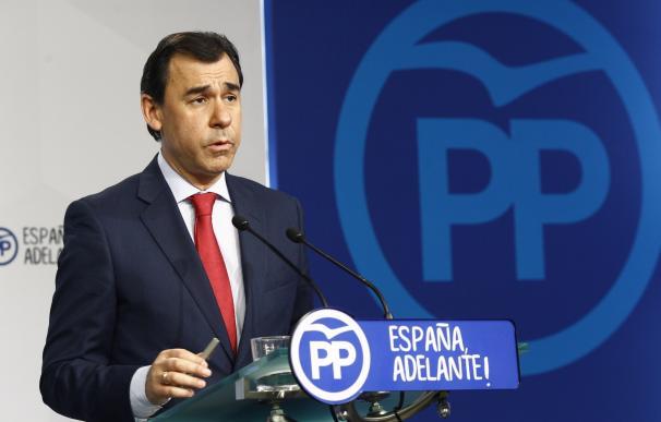 Maillo no aclara si el PP aceptará la comisión de investigación sobre su financiación ilegal que reclama Ciudadanos
