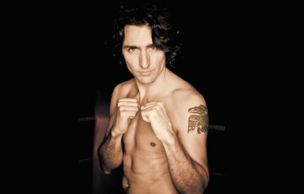 Justin Trudeau es boxeador amateur.