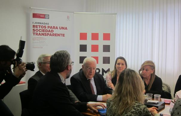 Consejo de la Transparencia de Murcia no puede exigir la dimisión del presidente pero recomienda ética y buen gobierno