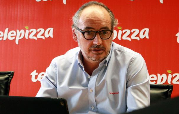 Telepizza invertirá 30 millones en 2017 en abrir 80 tiendas, en remodelaciones y en su nueva app