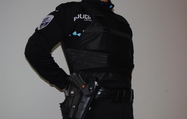 Ayuntamiento Guadalajara comprará este año 48 nuevos chalecos antibalas para cubrir a toda la plantilla de Policía Local