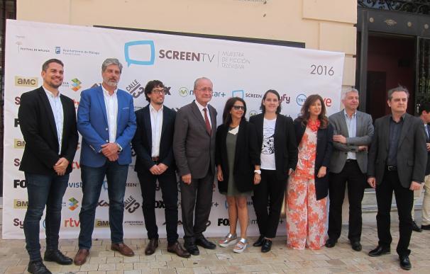 El festival Screen TV trae a Málaga 13 series de televisión