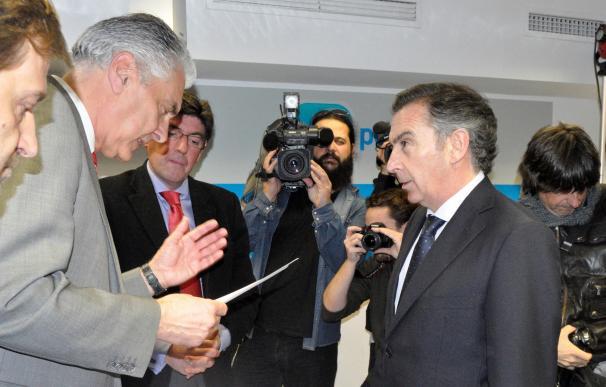 Luis María Beamonte, único candidato a la Presidencia del PP Aragón en el XIII Congreso