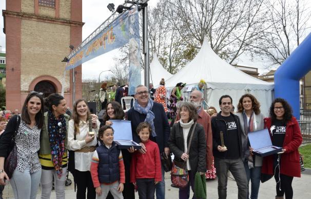 La ONGD Tetoca Actuar recibe el segundo premio por su labor contra el absentismo escolar en el Polígono Norte