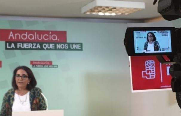 """PSOE preguntará al Ejecutivo si ha pedido a la UE una talla única de la chirla para evitar """"competencia desleal"""""""