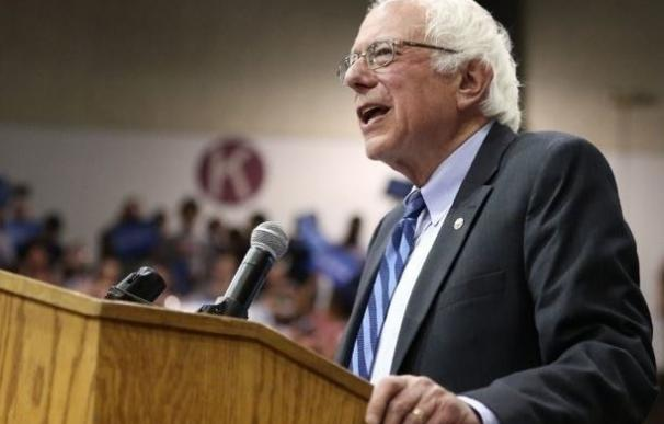 """Sanders dice que """"la ocupación israelí va contra los valores de EEUU e Israel"""""""