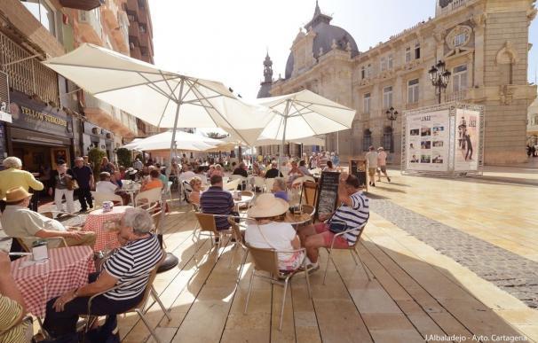 La Región recibe casi un 35% más de turistas extranjeros durante el mes de enero