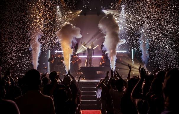 El espectáculo 'Music Has No Limits' empieza su gira andaluza en la capital el próximo viernes