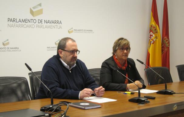 Marisa de Simón presentará su candidatura para dirigir Izquierda Unida de Navarra