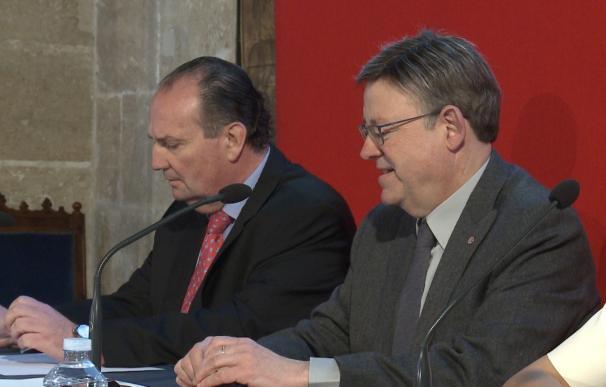 """Puig dice tener """"esperanzas"""" en que se llegue a una """"solución dialogada"""" en el conflicto de la estiba"""