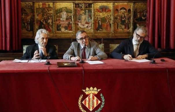 Ayuntamiento y GlobaLleida promueven la marca Horta de Lleida